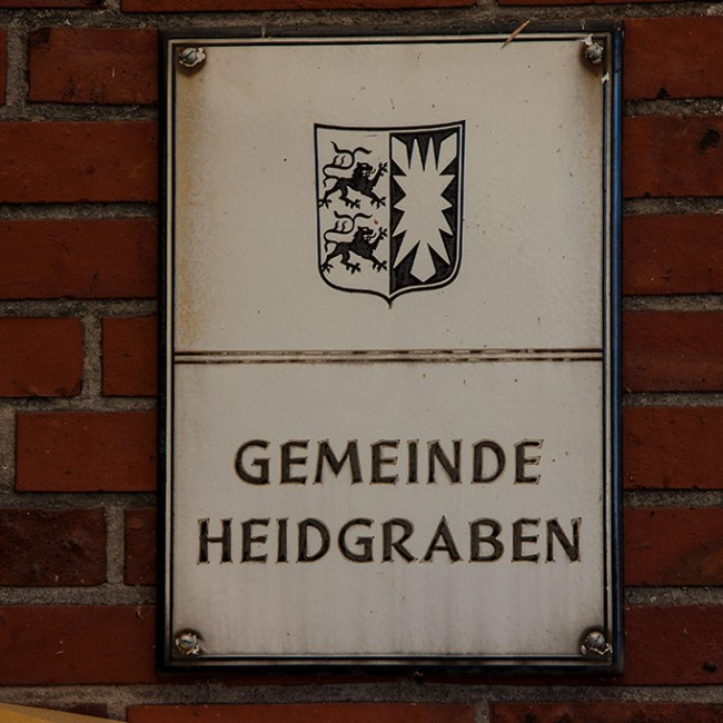 Wärmeversorgung Gemeindezentrum Heidgraben